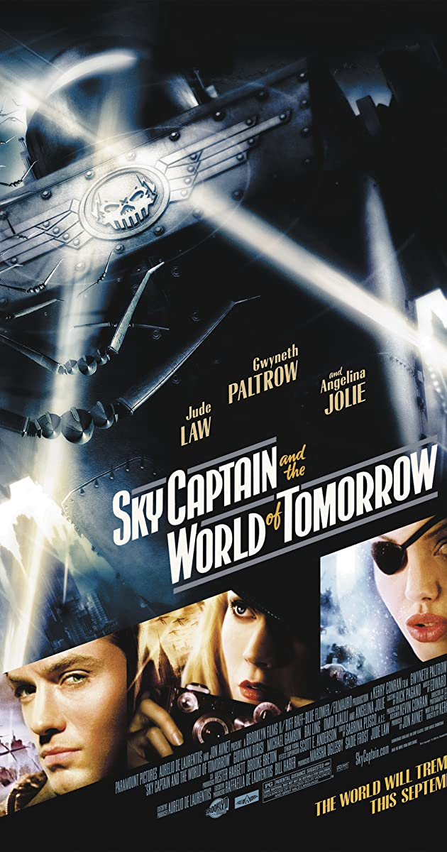 Subtitle of Sky Captain and the World of Tomorrow