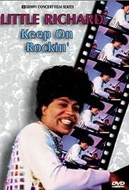 Little Richard: Keep on Rockin' Poster