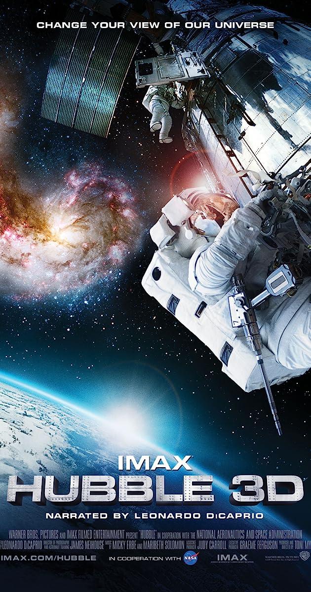Hubble 3D (2010) - IMDb