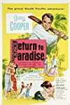 Return to Paradise (1953)