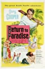 Return to Paradise (1953) Poster