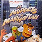 Frank Oz, Jim Henson, and Dave Goelz in The Muppets Take Manhattan (1984)