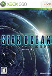 Star Ocean: The Last Hope Poster