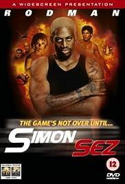 Simon Sez Poster