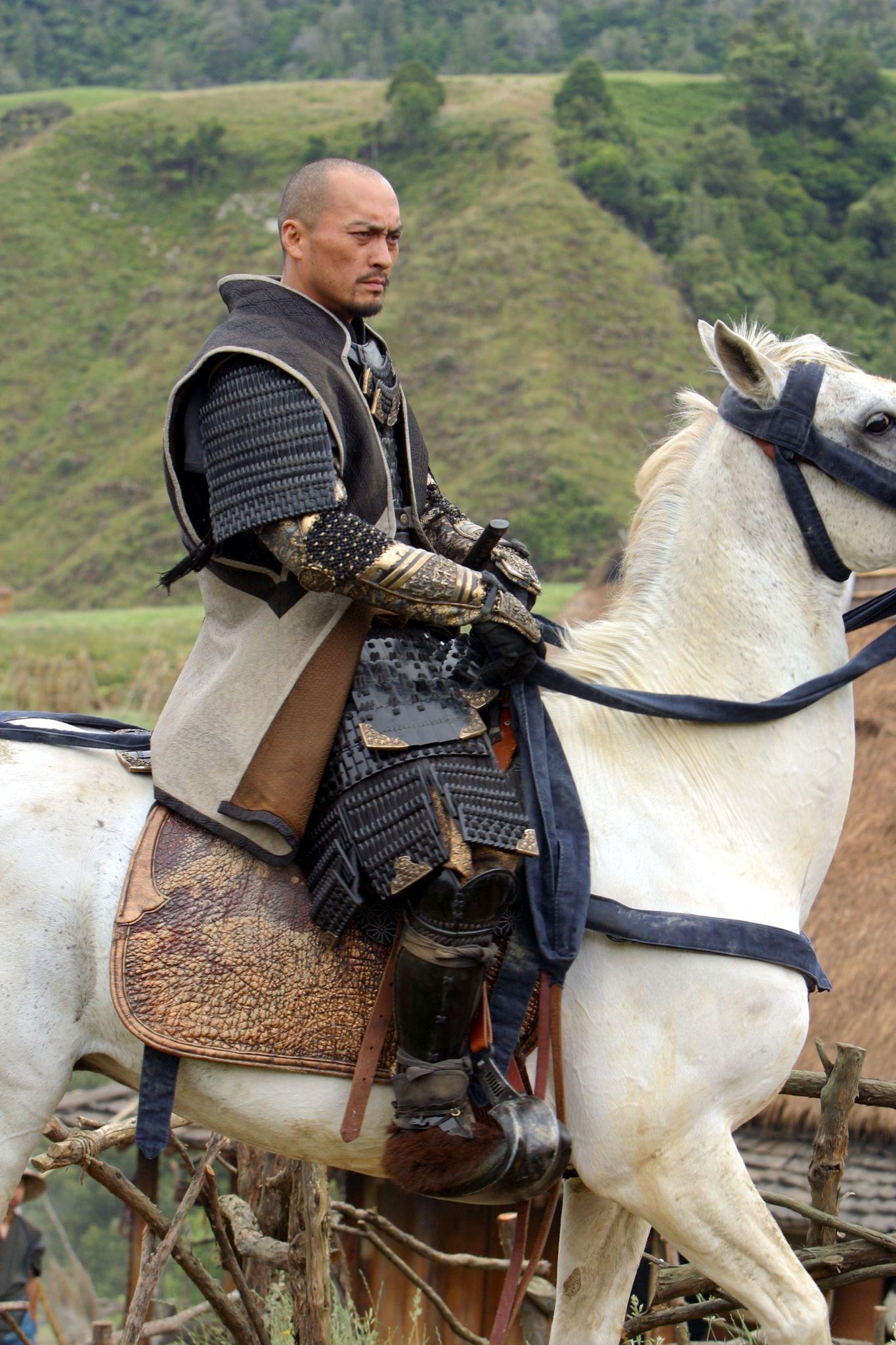 Ken Watanabe in The Last Samurai (2003)