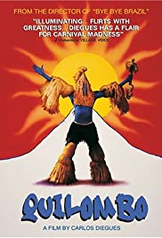 Quilombo (1984) Poster - Movie Forum, Cast, Reviews
