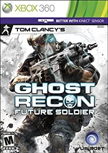 Ghost Recon: Future Soldier (2012 Video Game)