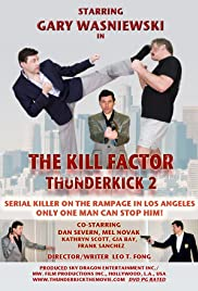Kill Factor Poster