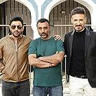 Rahul Dev, Sanjay Gadhvi, and Amit Sadh in Operation Parindey (2020)