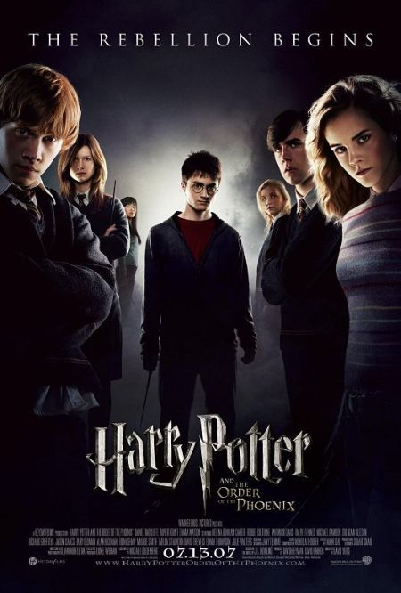 Harry Potter and the Order of the Phoenix (2007) 720p & 1080p