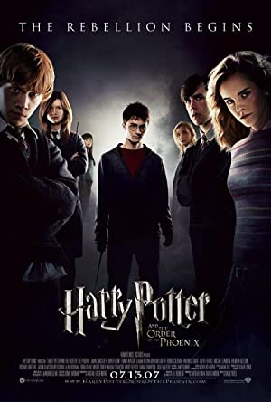 Permalink to Movie Harry Potter and the Order of the Phoenix (2007)