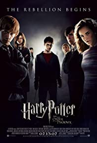 Harry Potter and the Order of the Phoenix - Production