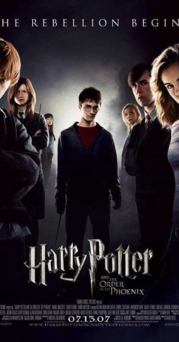 Harry Potter and the Order of the Phoenix (2007) [1080p]