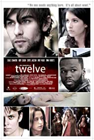 50 Cent and Chace Crawford in Twelve (2010)