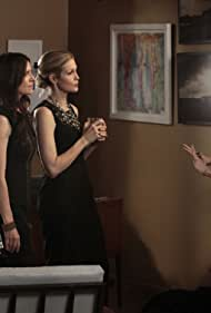 Kelly Rutherford, Sheila Kelley, Blake Lively, and Kaylee DeFer in Gossip Girl (2007)