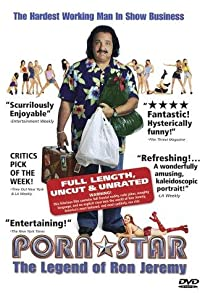 Primary photo for Porn Star: The Legend of Ron Jeremy