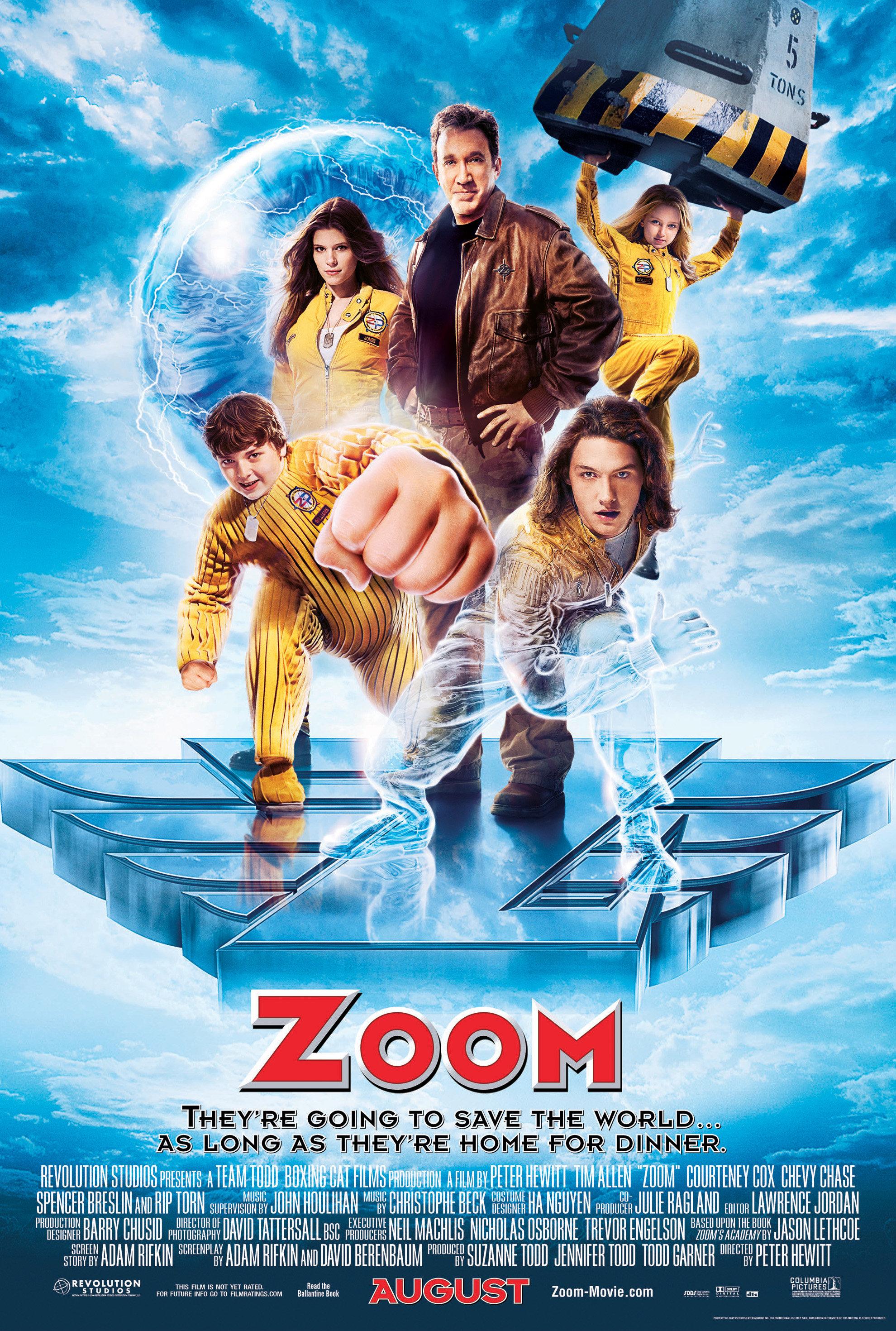 Film Zoom Streaming Complet - La nuit, Emma est auteur de BD. Le jour, elle travaille dans une usine de poupées...