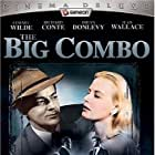 Richard Conte, Brian Donlevy, Cornel Wilde, and Jean Wallace in The Big Combo (1955)
