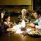 Mark Wahlberg, Betty Buckley, Zooey Deschanel, and Ashlyn Sanchez in The Happening (2008)