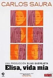 Elisa, My Life Poster
