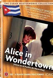 Alicia en el pueblo de Maravillas Poster