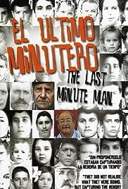 El último minutero Poster
