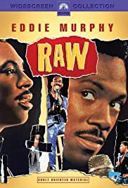 Eddie Murphy: Raw (1987) Poster - Movie Forum, Cast, Reviews