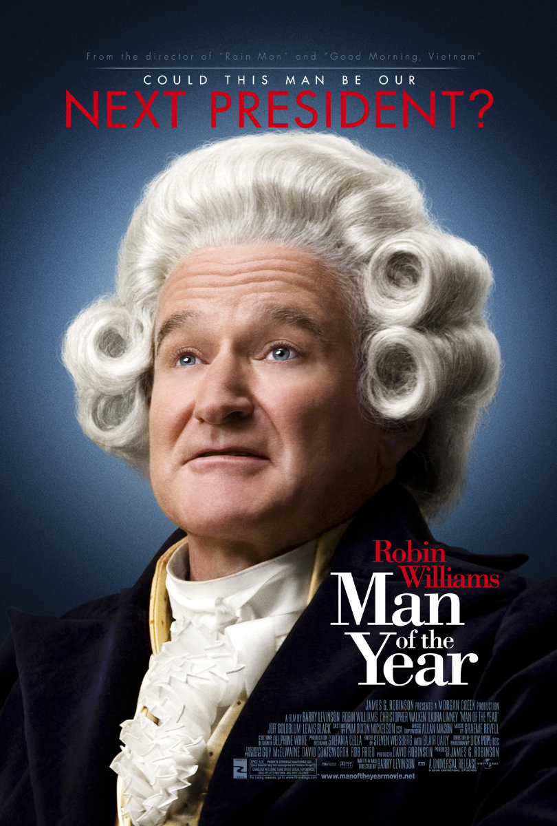 Man of the Year (2006) - IMDb