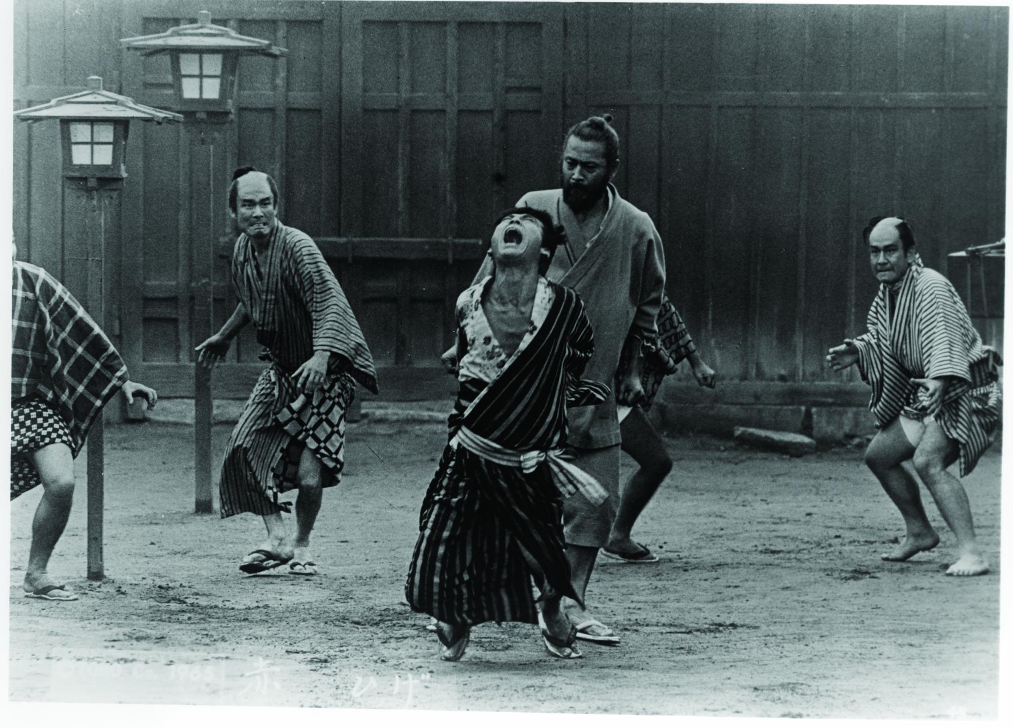 Toshirô Mifune in Akahige (1965)