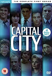 Capital City Poster - TV Show Forum, Cast, Reviews
