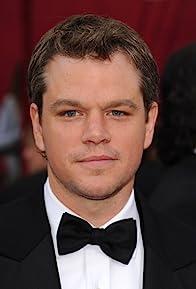 Primary photo for Matt Damon
