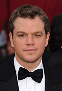 Primary photo for Matt Damon