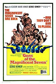 Guns of the Magnificent Seven (1969) Poster - Movie Forum, Cast, Reviews