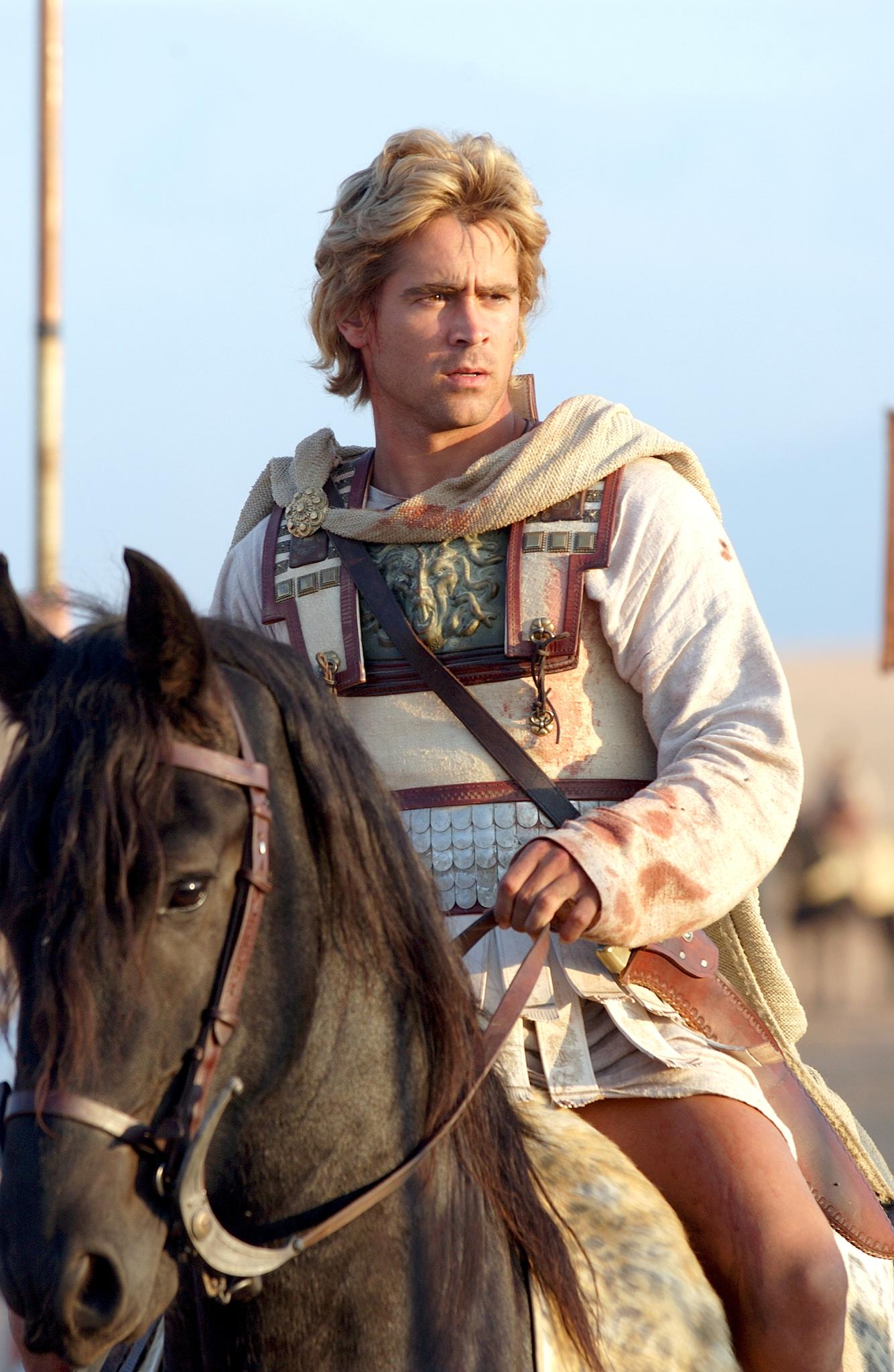 Colin Farrell in Alexander (2004)