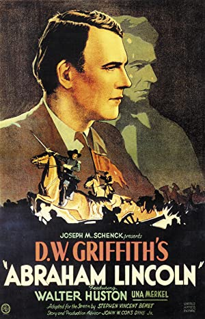 D.W. Griffith Abraham Lincoln Movie