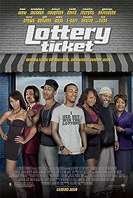 Ice Cube, Loretta Devine, Mike Epps, Shad Moss, Brandon T. Jackson, Naturi Naughton, and Teairra Mari in Lottery Ticket (2010)