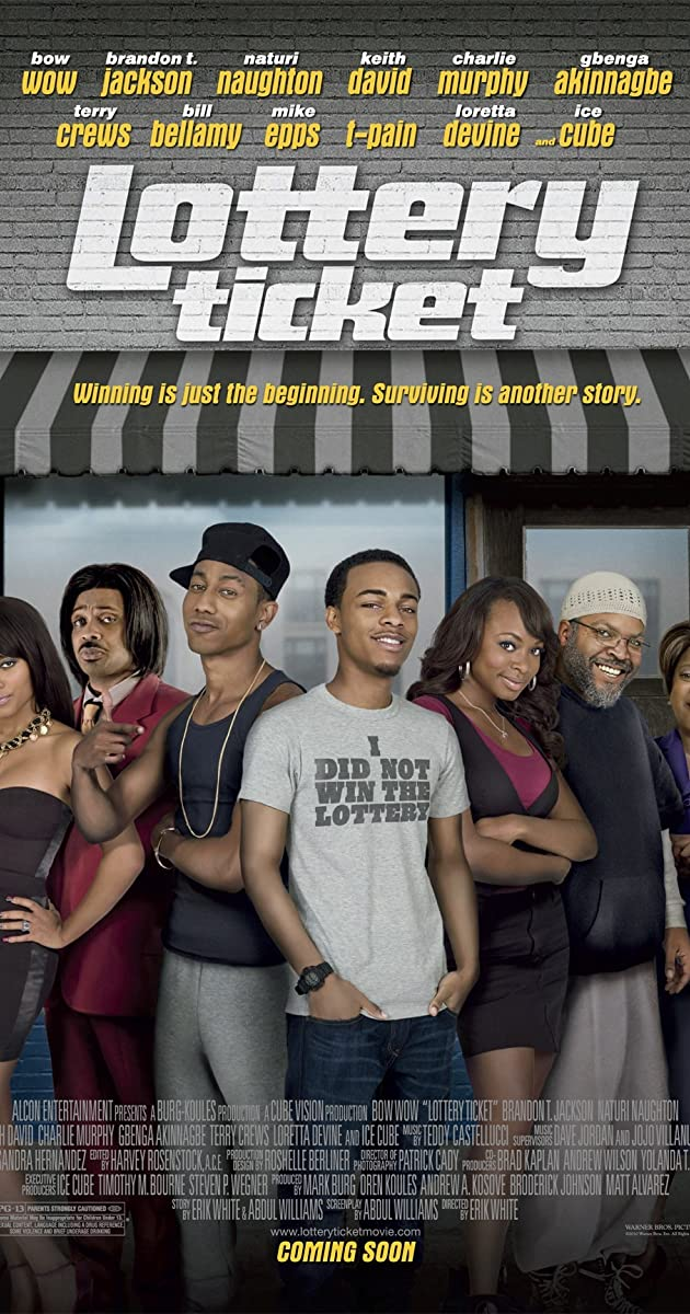 Lottery Ticket 2010 Full Cast Crew Imdb