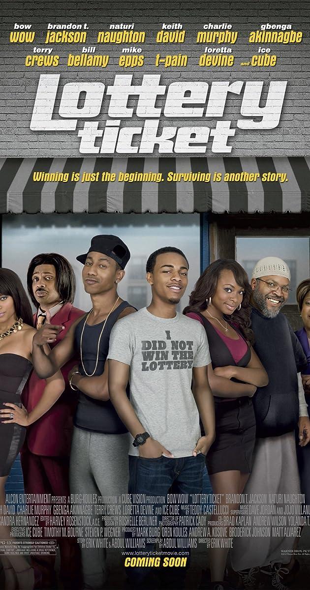 Watch Full HD Movie Lottery Ticket (2010)