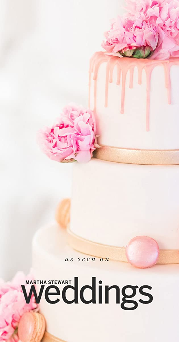 Groovy Martha Stewart Living The Art Of Weddings Cakes 2005 Imdb Funny Birthday Cards Online Fluifree Goldxyz