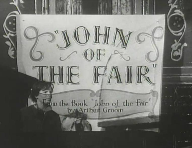John of the Fair (1951)