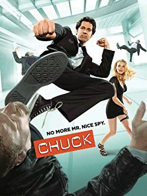 View Chuck - Season 5 (2007–2012) TV Series poster on 123movies