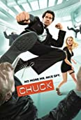 Zachary Levi and Yvonne Strahovski in Chuck (2007)