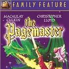 Whoopi Goldberg, Macaulay Culkin, Patrick Stewart, and Frank Welker in The Pagemaster (1994)