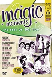Magic Moments: The Best of 50's Pop Poster