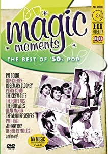 Best movie tv downloads Magic Moments: The Best of 50's Pop [360p]