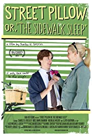 Street Pillow or, The Sidewalk Sleep Poster
