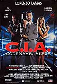Primary photo for CIA Code Name: Alexa