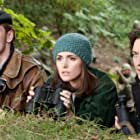 Rose Byrne, James McAvoy, and Michael Fassbender in X: First Class (2011)