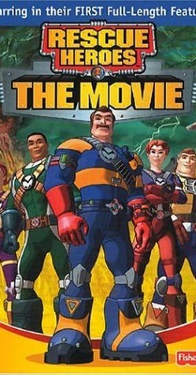 Rescue Heroes: The Movie (2003) - IMDb