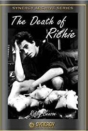 The Death of Richie (1977) Poster - Movie Forum, Cast, Reviews